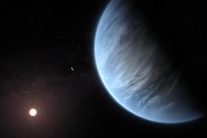 Есть ли жизнь на экзопланете K2-18b?