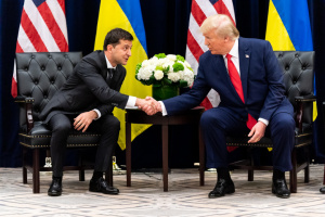 Перша розмова Трампа й Зеленського. Переклад стенограми українською