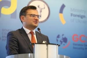 Кулеба про відносини України з ЄС і НАТО: Ми потрібні один одному