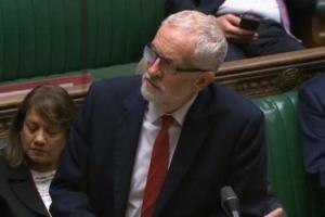Лідер британських лейбористів йде у відставку