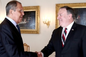Pompeo, Lavrov to discuss situation in Ukraine after Normandy format meeting