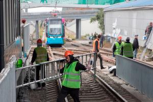 У Києві вирішили продовжити лінію швидкісного трамвая на 3,5 кілометра