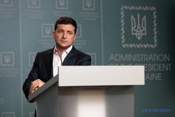 Zełenski mówił o telefonach do Putina i o porozumieniu w sprawie osobistego spotkania