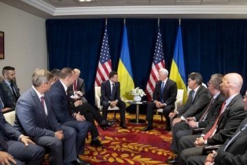 Selenskyj und US-Vizepräsident Pence treffen sich in Warschau