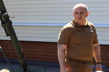 Oberster Militärstaatsanwalt Matios entlassen