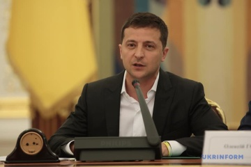 Zelensky instructs government and parliament to improve business climate in country