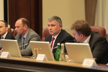 Avakov meets with German ambassador to Ukraine
