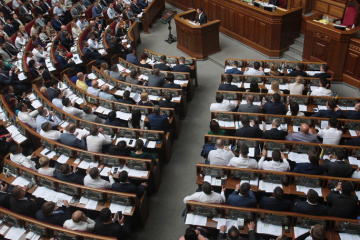 Ukraine's parliament amends law on electricity market