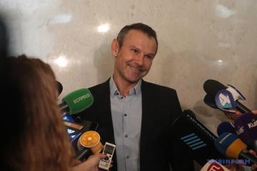 Svyatoslav Vakartchouk démissionne de son mandat