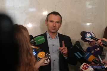 Wakartschuk will trotz Entscheidung der Rada sein Abgeordnetenmandat kündigen
