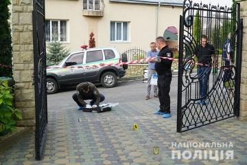 Ternopil: Hochschulrektor und seine Frau bei Explosion verletzt