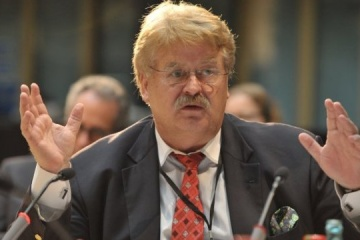 European Commission appoints Elmar Brok as adviser on relations with Ukraine