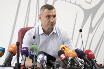 Bürgermeister von Kyjiw Klitschko will mit Fraktionsvorsitzenden über Auflösung des Stadtrates beraten