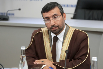 Ucrania podría recibir miles de millones de inversiones de países árabes (Fotos)