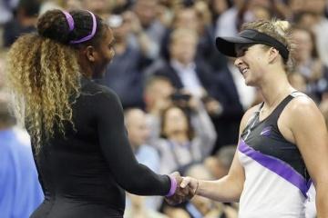 US Open 2019: Elina Switolina unterliegt im Halbfinale Serena Williams - Video