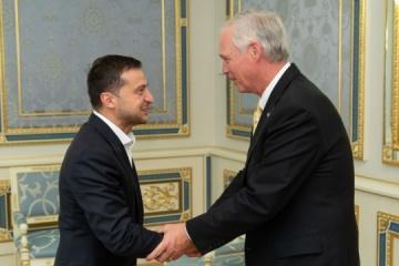 Zelensky a rencontré des sénateurs américains pour discuter du soutien à l'Ukraine