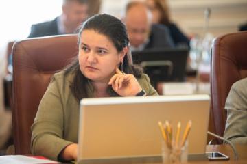 El presidente nombra a Markarova como Embajadora de Ucrania en Estados Unidos