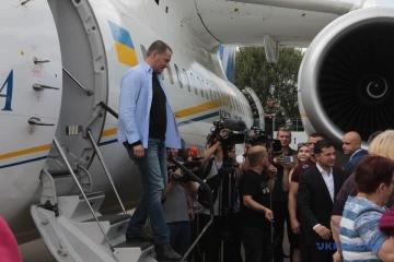 Suszczenko zapowiedział, że wraca do dziennikarstwa
