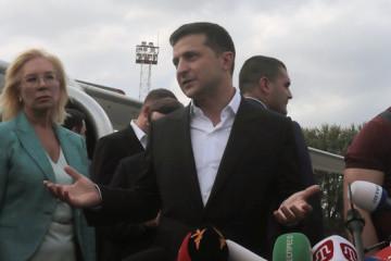 Zelensky felicita a todos por el regreso de los ucranianos liberados