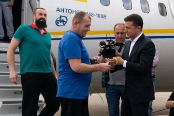 Zelensky comenta sobre el regreso de ucranianos: Hemos dado el primer paso y sabemos qué hacer a continuación