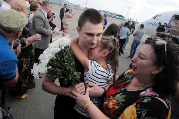 ウクライナ・ロシア間被拘束者交換:各国の反応