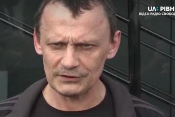 Stromstöße, Schlafentzug, Plastiktüte: Mykola Karpjuk erzählt über Folterungen in russischem Gefängnis