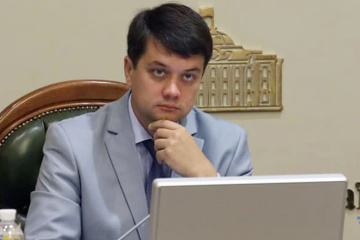 Rasumkow begibt sich morgen in Oblast Saporischschja