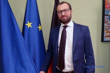 Alemania ayudará a Ucrania a facilitar los procedimientos de comercio