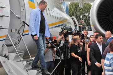 Byli więźniowie Kremla opowiedzieli o swojej niewoli i o powrocie