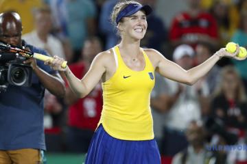 Svitolina se mantiene quinta en el ranking de la WTA