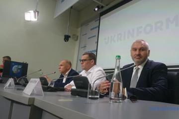 La primera conferencia de prensa de Román Súshchenko después de la liberación (EN VIVO)