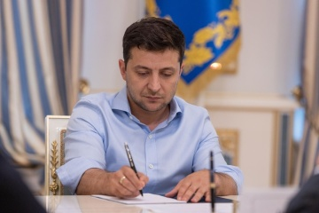 Zelensky signs law on supervisory board of Public Broadcasting Company