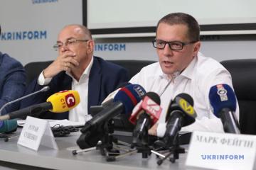 Suszczenko ma nadzieję na prywatne spotkanie z Zełenskim