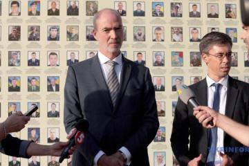 Botschafter Frankreichs: Normandie-Treffen kann bis Ende September stattfinden