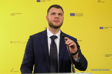 Minister Krykliy: Restoration of air links with Russia dangerous for Ukrainians