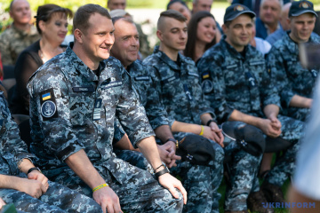 All released Ukrainian sailors receive apartments at president's initiative