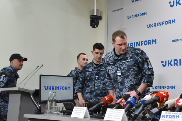 Russia hasn't banned entry to 24 Ukrainian sailors – lawyer Polozov