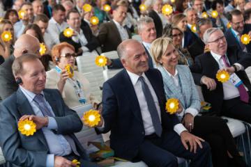 """Kutschma: Berater des """"Normandie-Quartetts"""" bereiten schon Dokumente zur Unterzeichnung vor"""