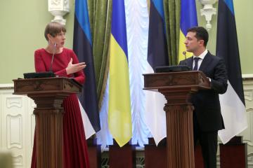 東部被占領地の選挙は、ウクライナ法にのっとって行われねばならない=ゼレンシキー大統領