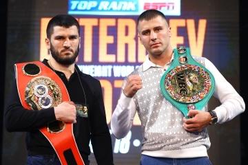 Boxen: Gvozdyk und Beterbiev tauschen erste Blicke