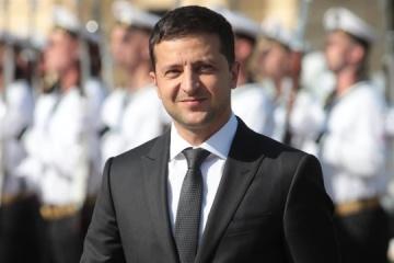 Wolodymyr Selenskyj empfängt heute slowakische Präsidentin Zuzana Čaputová