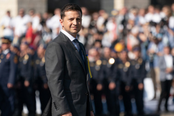 Encuesta: El 67% de los ucranianos confían en Zelensky