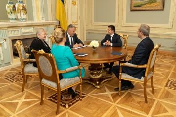 Caputova invites Zelensky to visit Slovakia