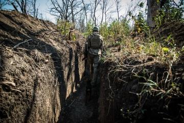 Le bilan du Donbass : 11 attaques, 1 mort et 2 blessés parmi les troupes ukrainiennes
