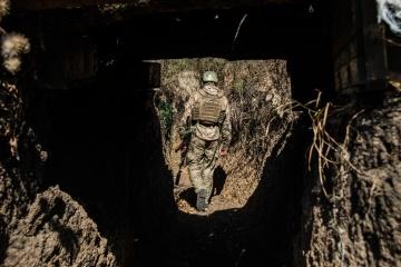 Besatzer verletzten viermal Waffenruhe in der Ostukraine