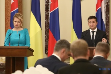Zelensky: Ukraine and Slovakia are reliable gas transit countries