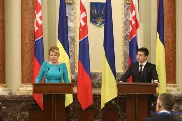 La Présidente slovaque dénonce les objectifs politiques de Nord Stream