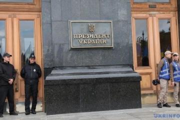 Präsident Selenskyj erwartet Aufklärung des Brandanschlags auf Haus von Hontarewa