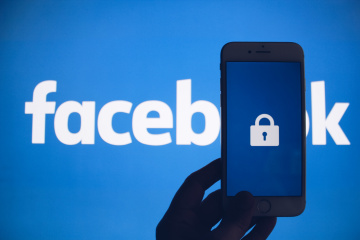 Facebook removes over 160 Ukrainian accounts for spreading fakes