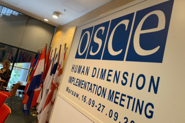 Ukraine's delegation leaves OSCE meeting over statements on 'Russian Crimea'